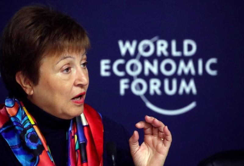 Bulgaria on path to adopt euro in 2023: IMF's Georgieva