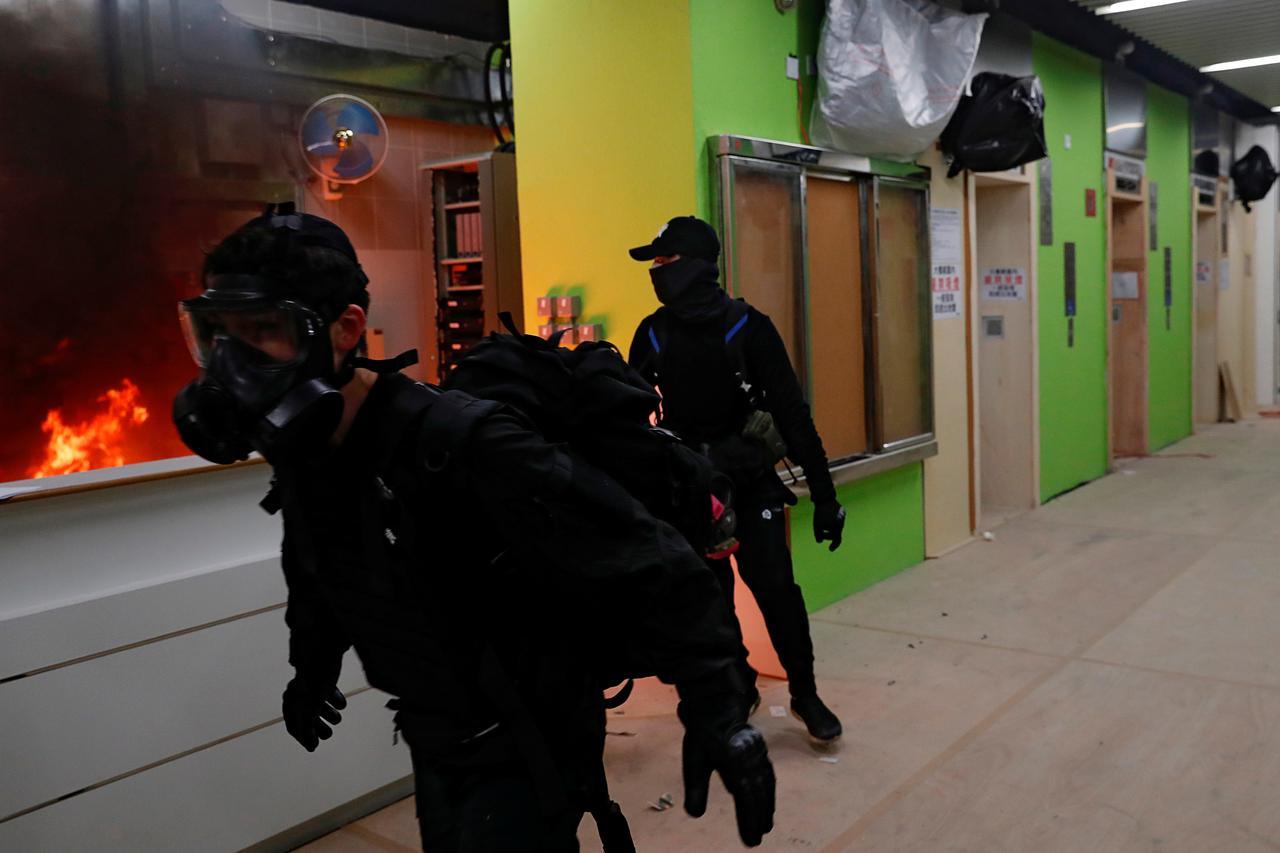 Image result for Hong Kong Virus Quarantine