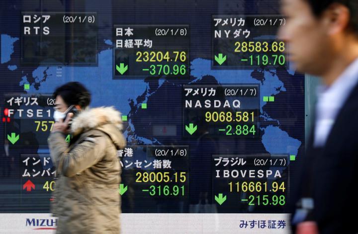 アングル:東京株式市場、新型肺炎でリスクオフ 不動産株に買い
