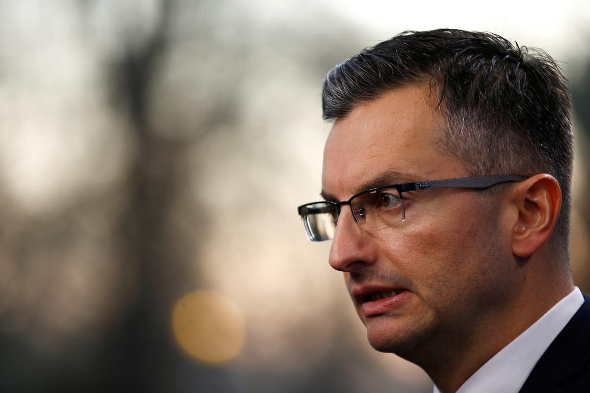 Slovenian PM Sarec resigns and seeks early election