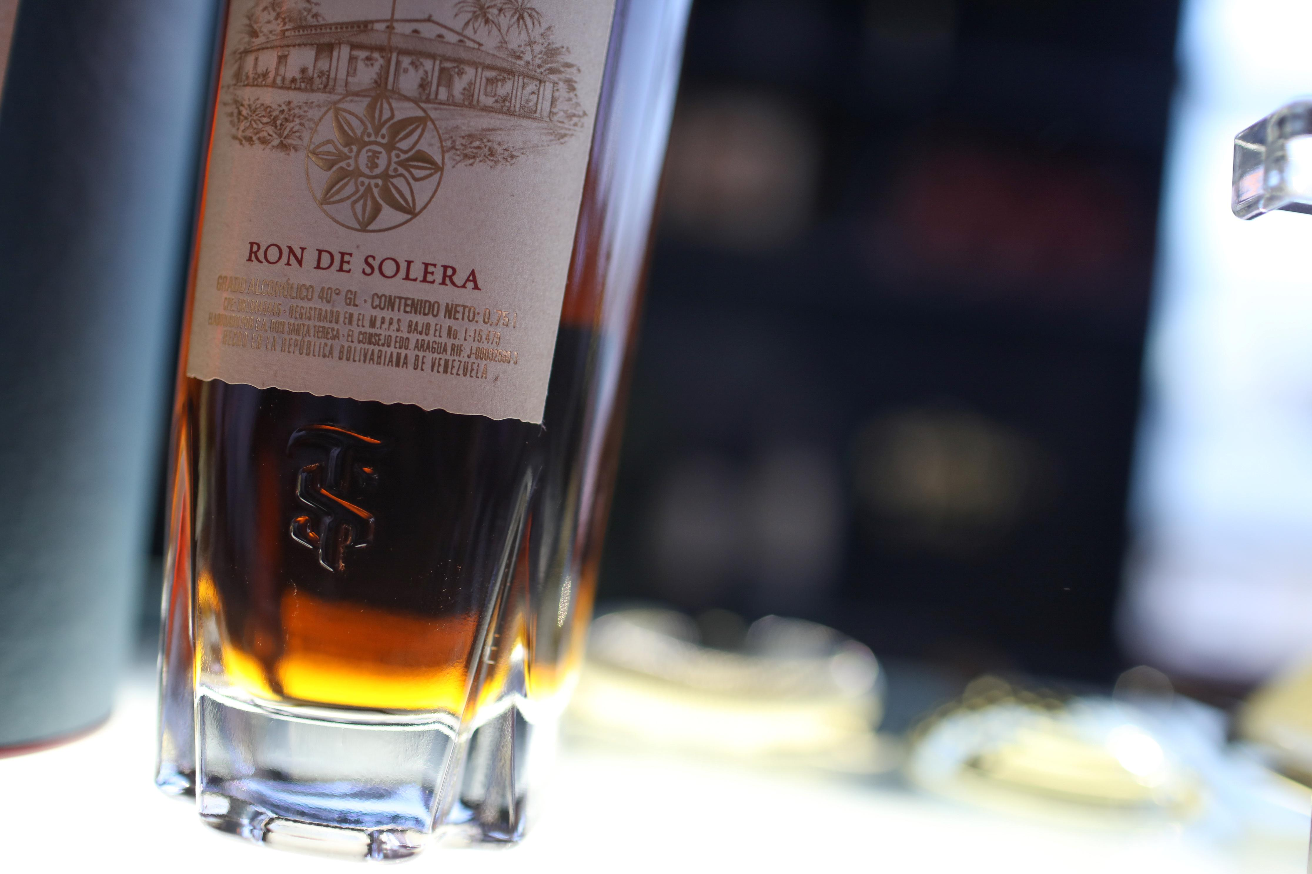 Venezuelan rum maker offers shares in hope of China-style transition