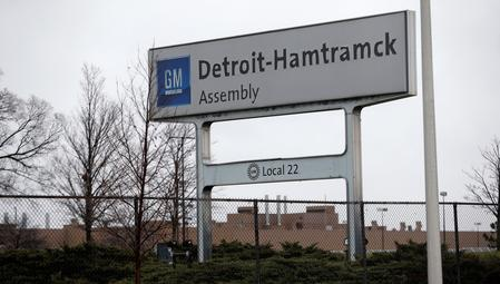 GM to spend $2.2 billion on making electric trucks and SUVs at Detroit factory