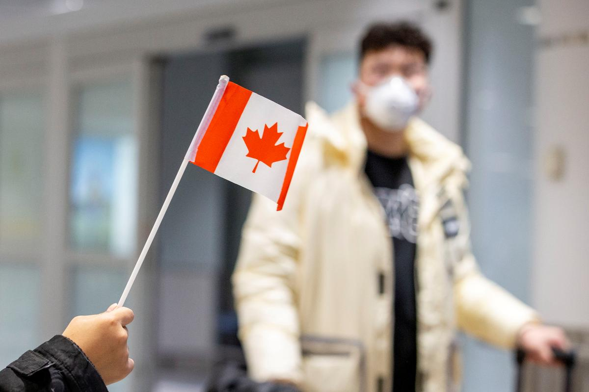 Wife of Canada's first coronavirus patient confirmed as country's...