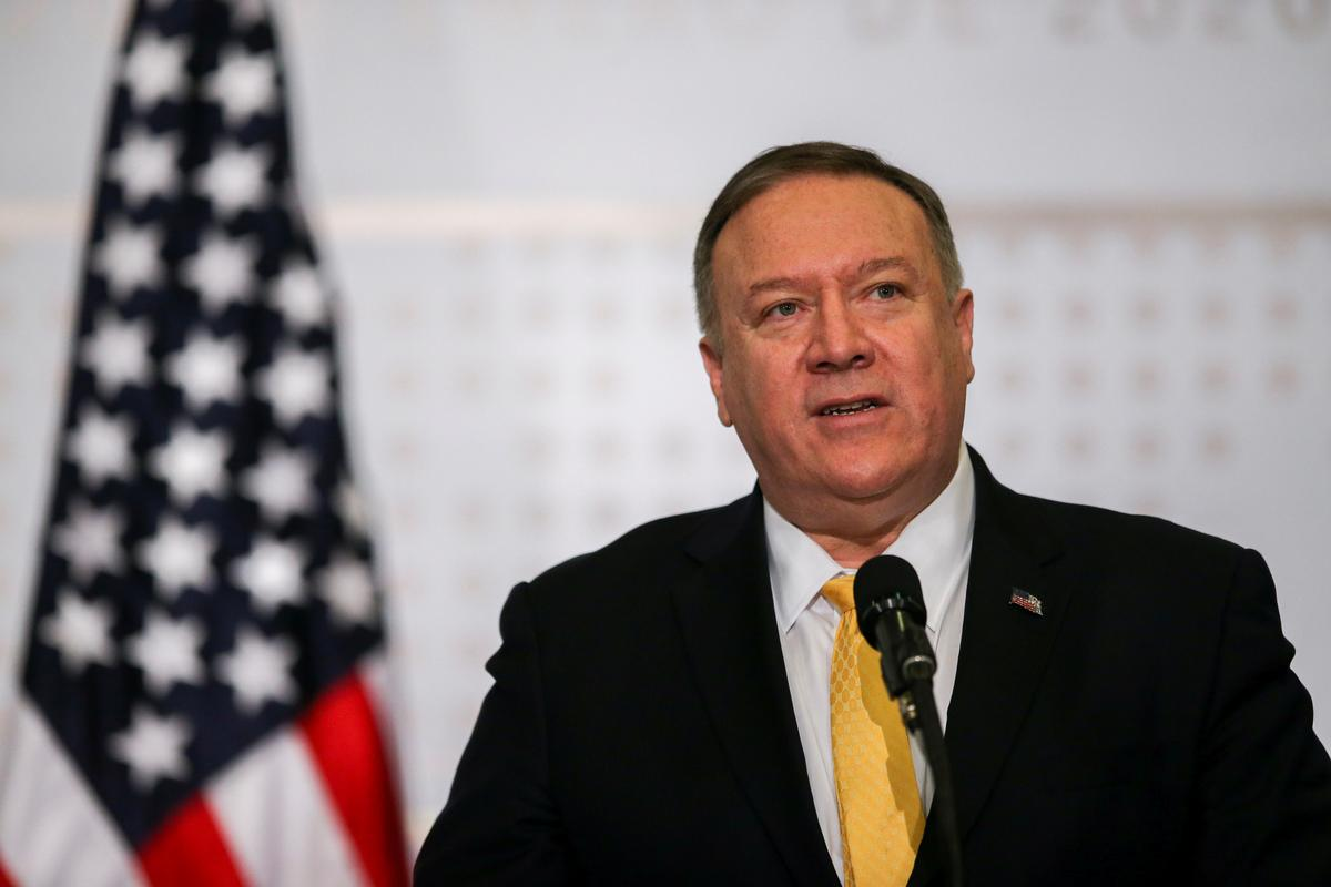 Reported Pompeo comments put Ukraine in awkward spot before visit