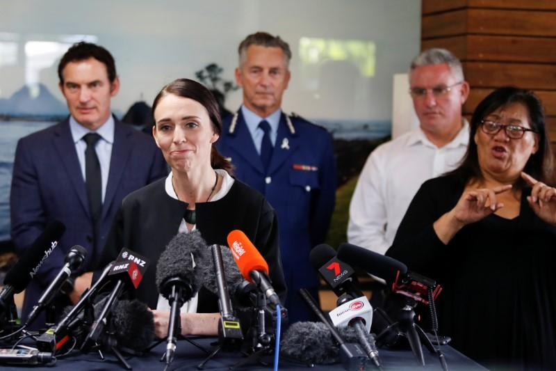 New Zealand PM Ardern calls September 19 election, faces tight race