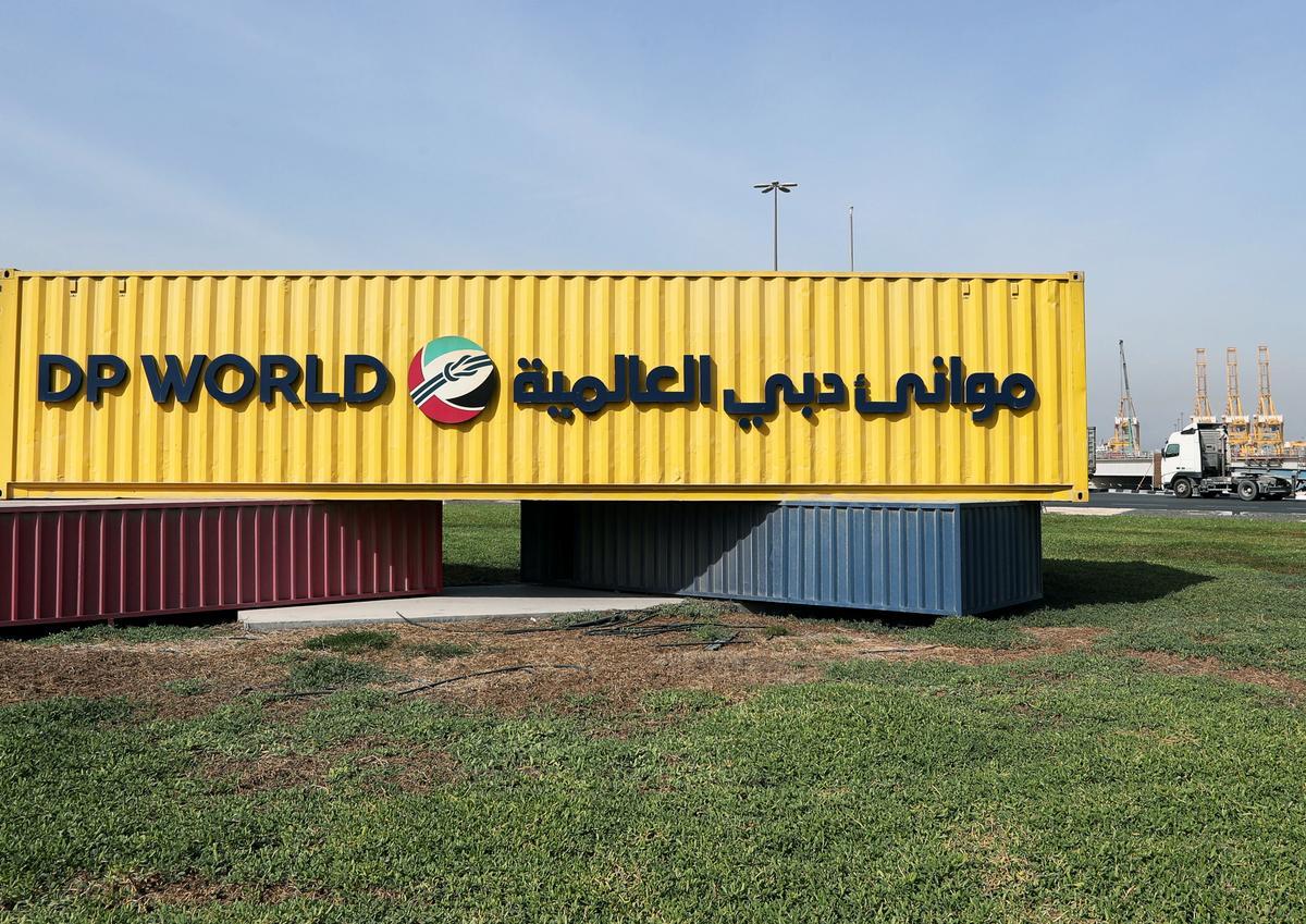Dubai port operator DP World suspends staff travel...