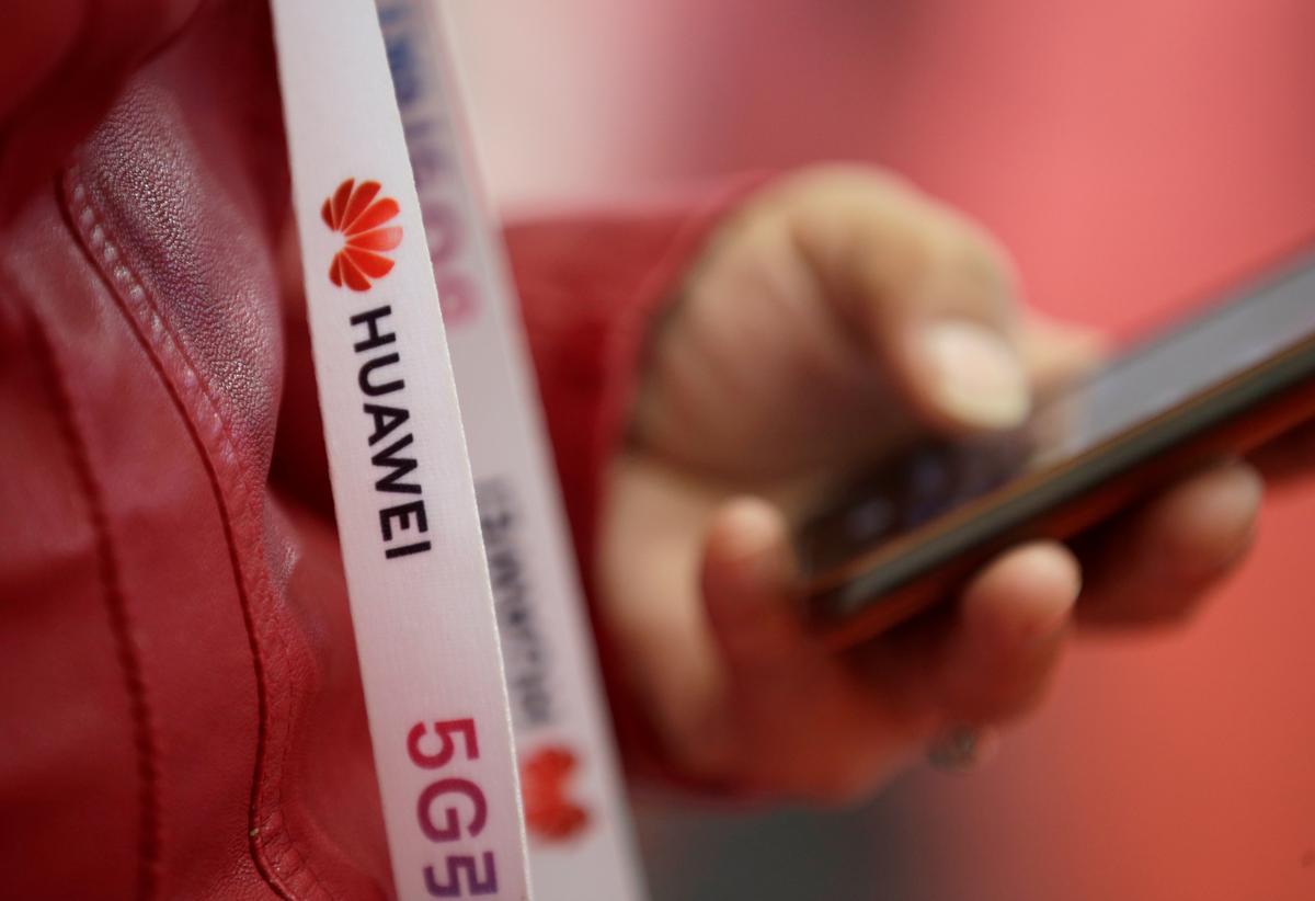 Reaction to UK allowing Huawei a role in 5G network