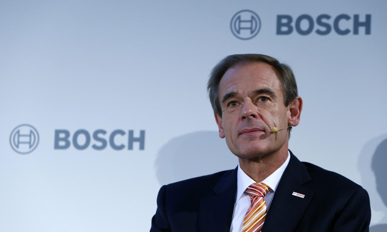 Image result for Bosch CEO warns coronavirus could hit global auto supply chains""