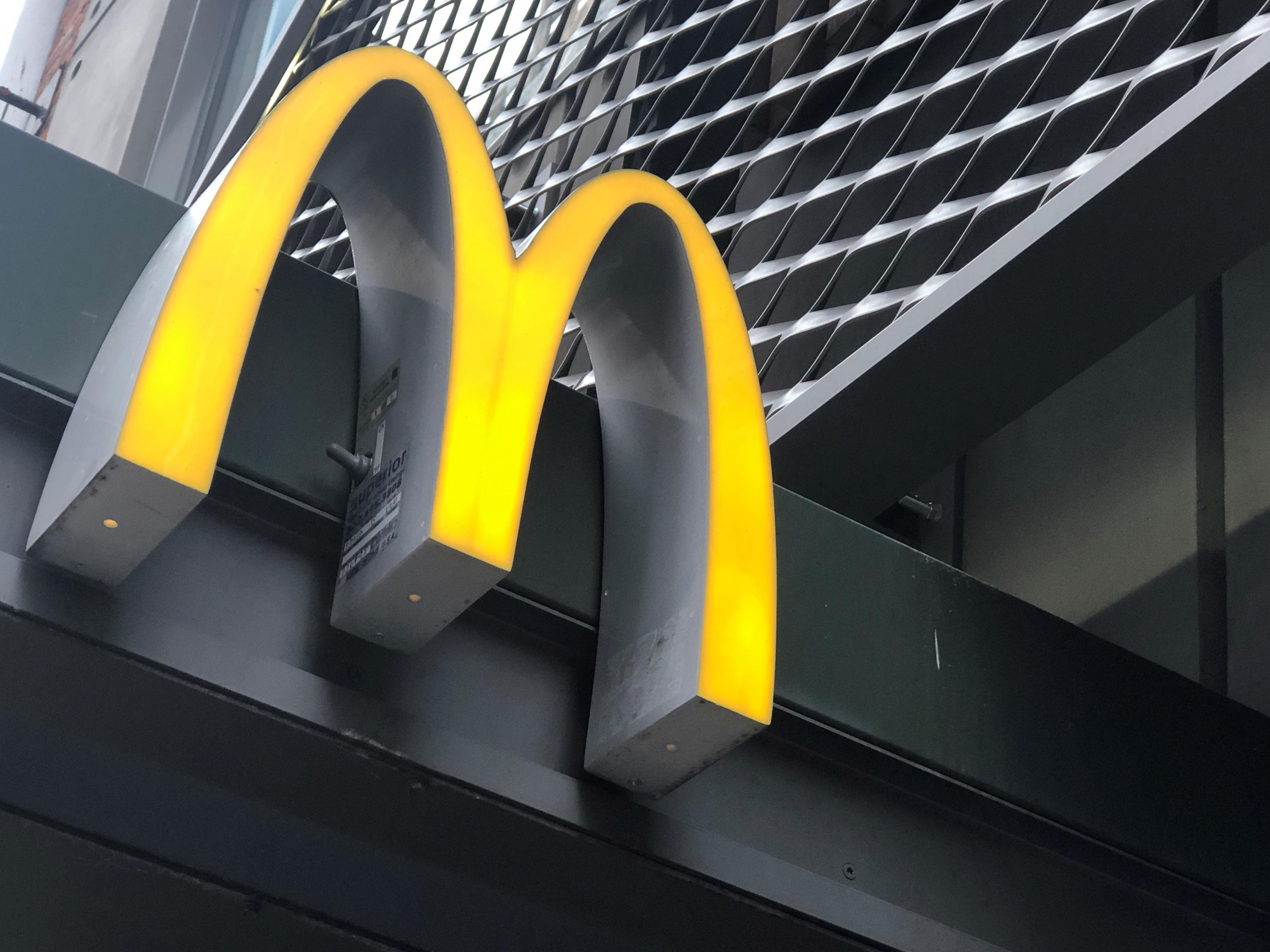 McDonald's sees higher 2020 spending on tech, R&D after sales beat