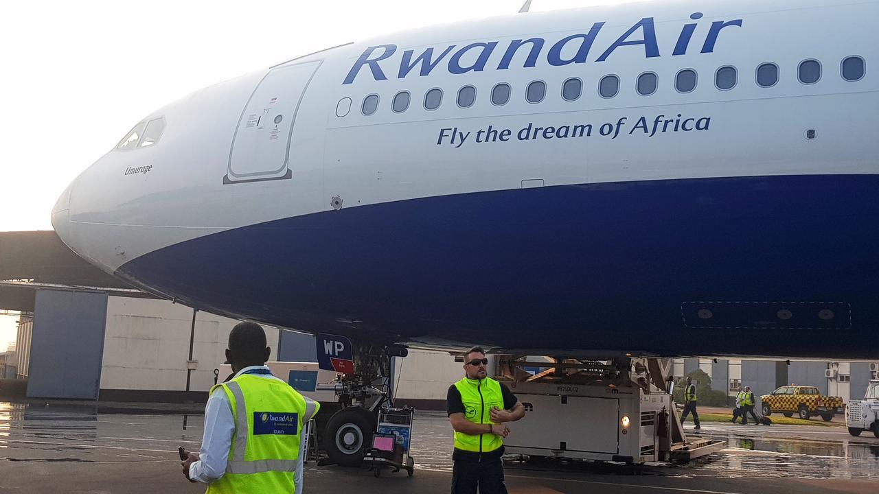Resultado de imagen para Rwanda Air