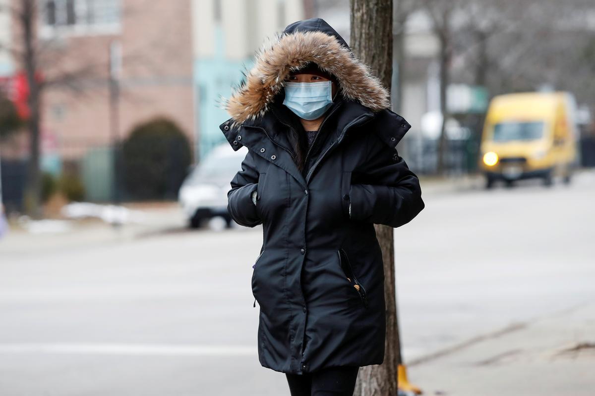 U.S. confirms its eighth case of coronavirus; Pentagon to provide quarantine housing