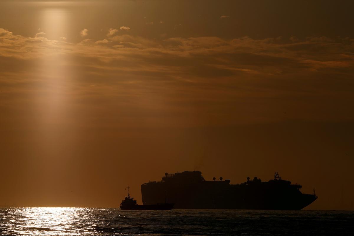 Ten passengers on cruise liner docked in Japan test positive for coronavirus