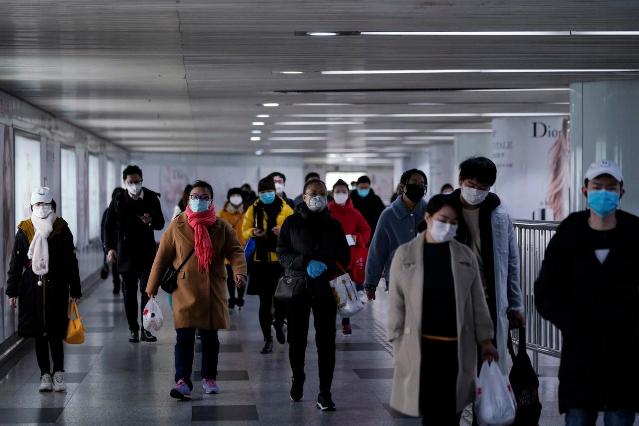 China Says Overall Jobs Situation Stable Amid Coronavirus Outbreak Reuters