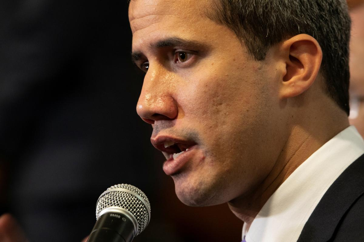 Venezuela's Guaido returns home on Tuesday afternoon after international tour