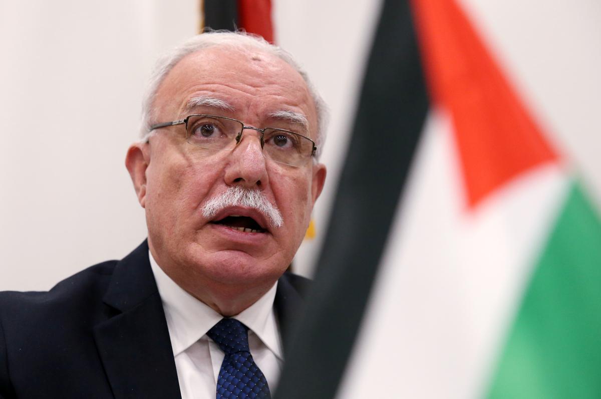 Palestinians hail U.N. report on companies with Israeli settlement ties