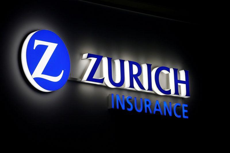 Target Beating Zurich Insurance Lifts Operating Profit 16 Reuters