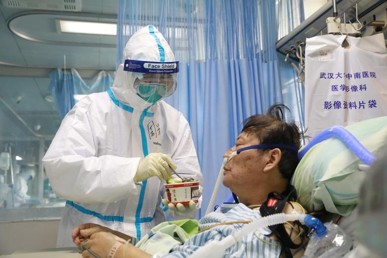 China fighting coronavirus