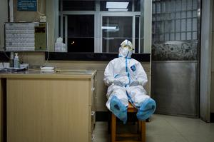 The Chinese workers fighting coronavirus