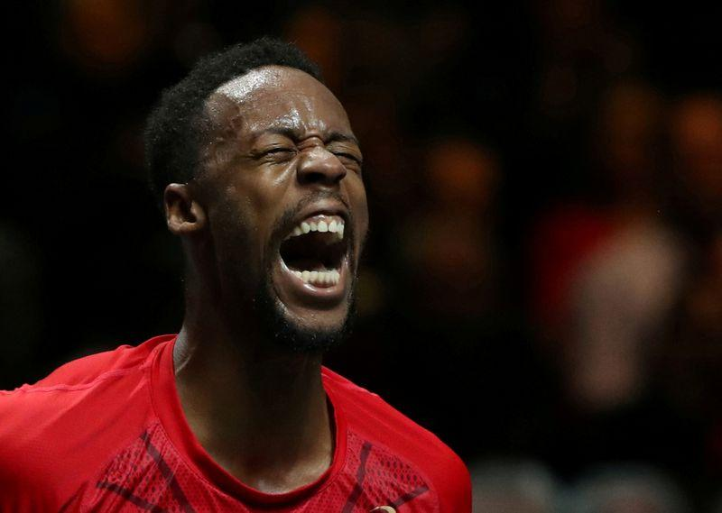 Monfils fells Auger-Aliassime to defend Rotterdam Open crown