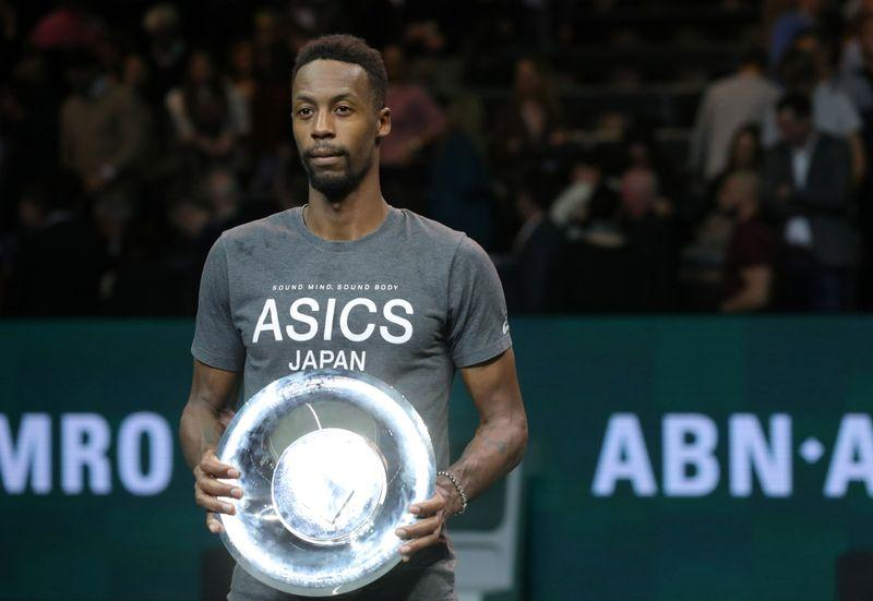 ATP summary: Streaking Monfils wins the Rotterdam title