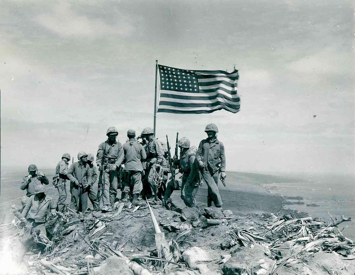 Battle of Iwo Jima 75 years on