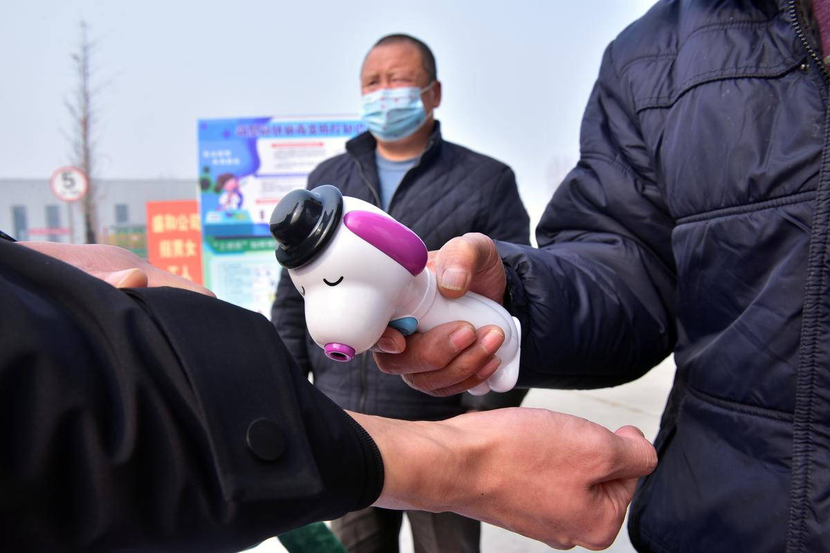 China races to contain job losses as coronavirus batters economy