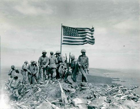 75 years since the Battle of Iwo Jima