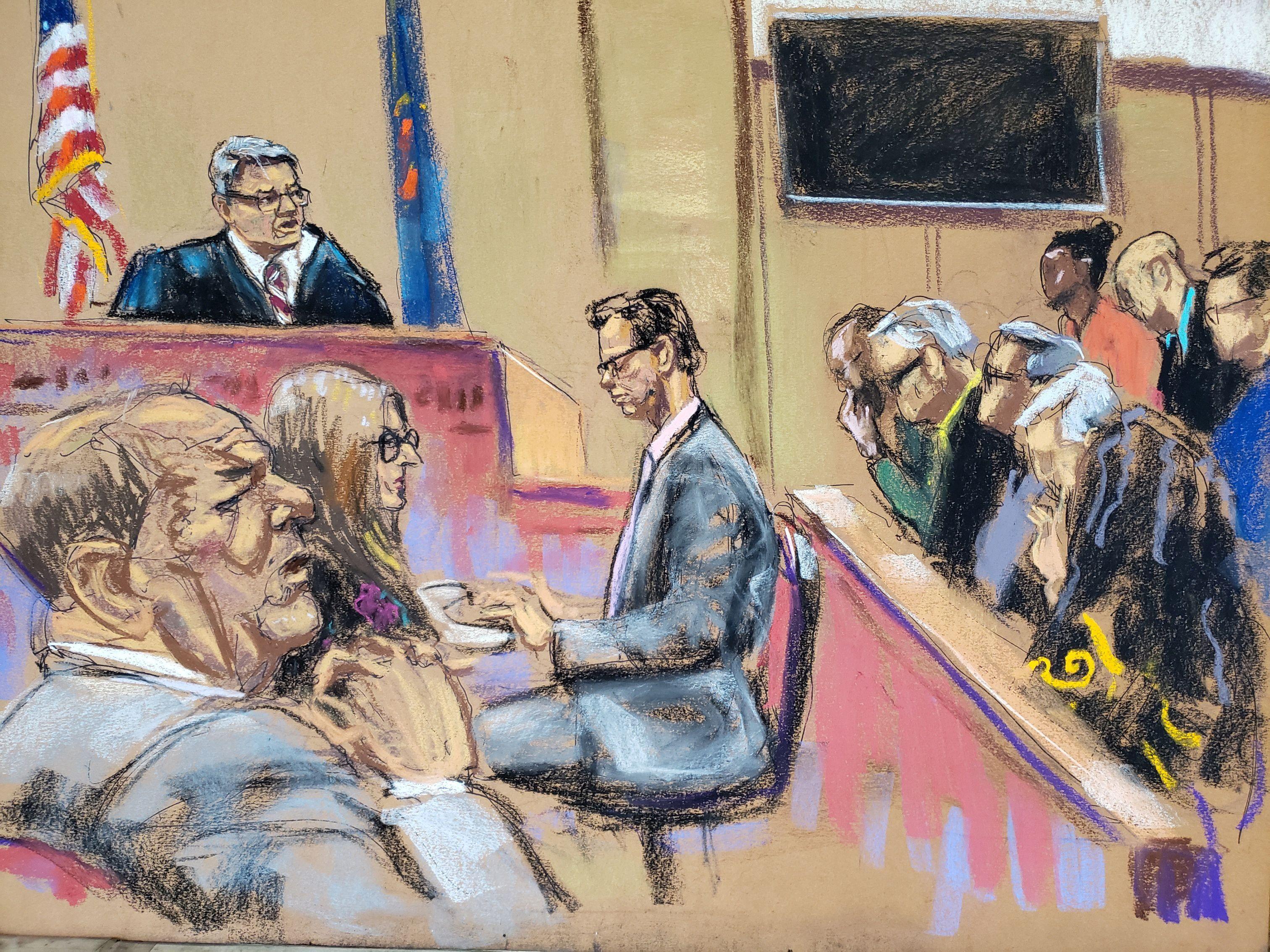 Le jury Weinstein conclut la première journée de délibérations dans un procès pour viol