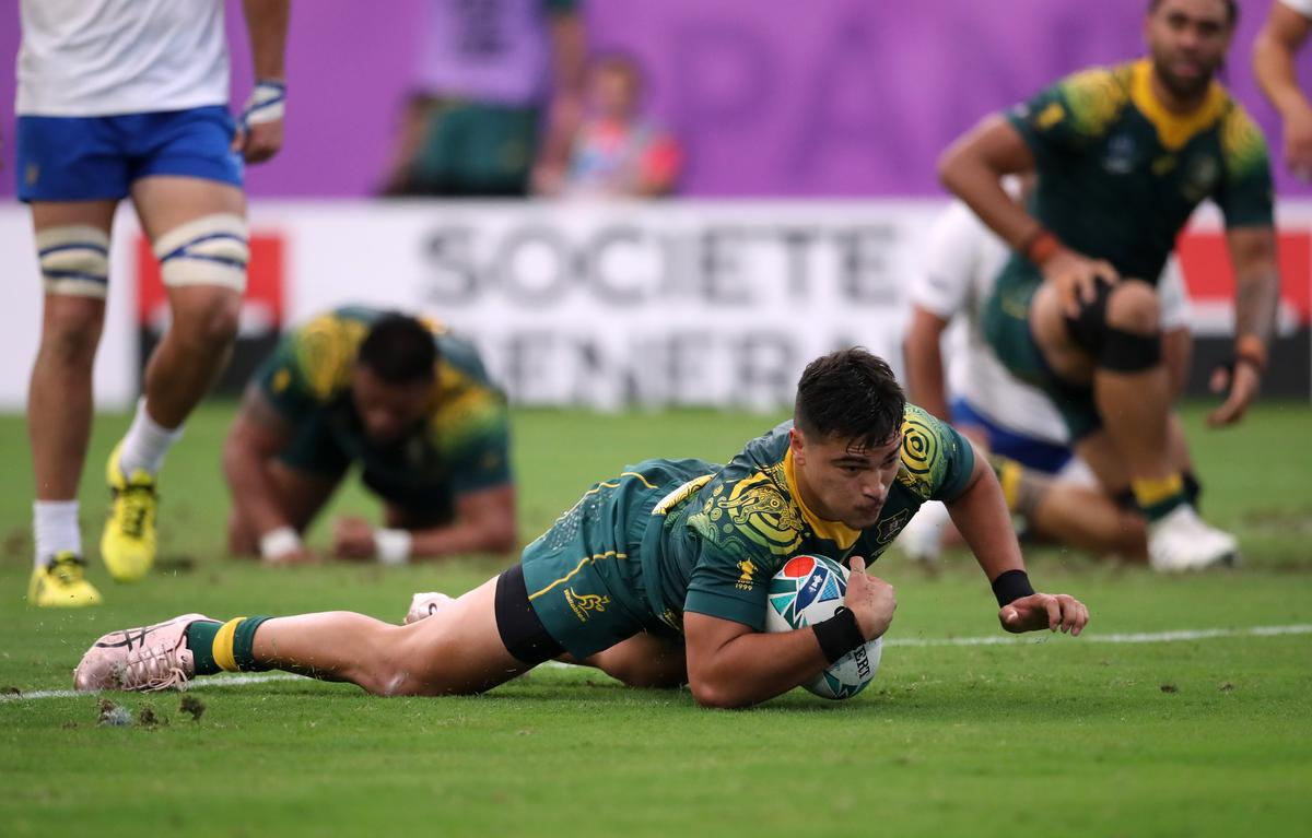 Wallabies centre Petaia sidelined for five months