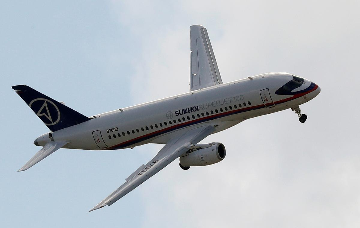 'Made in Russia' passenger jet finds a single buyer: Aeroflot