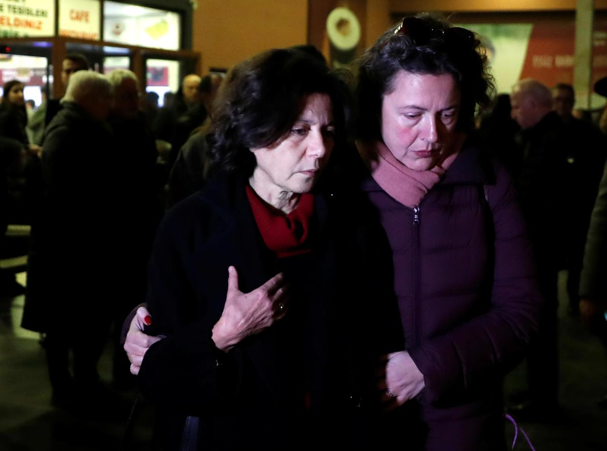 Turkey raises stir as philanthropist re-arrested after acquittal