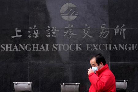 Asian stocks slip as virus' global impact puts markets on edge