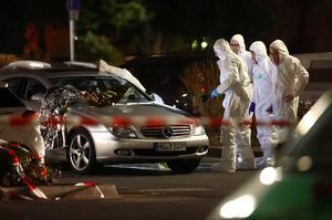 Deadly shootings in Germany