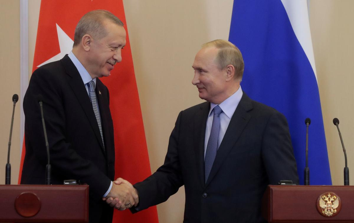 Turkey, Russia discussing joint-patrols option in Syria's Idlib - Turkish official