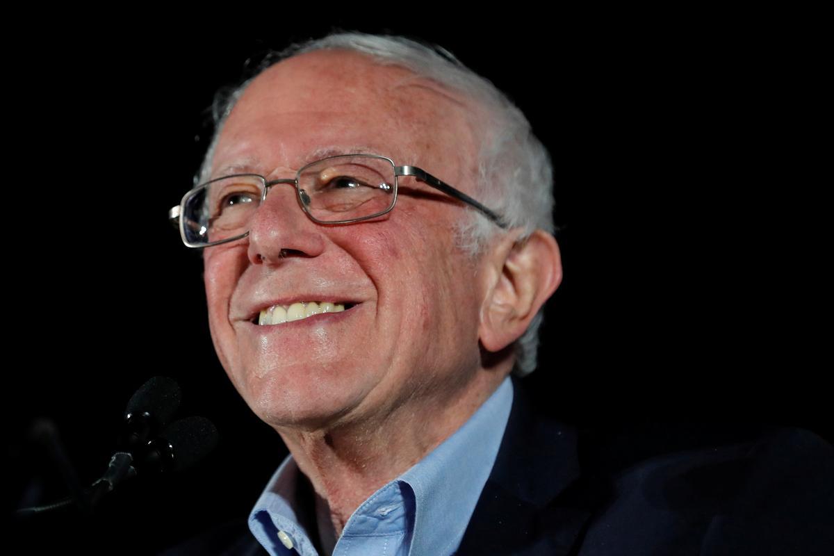 Sanders puts Democratic front-runner status on the line...