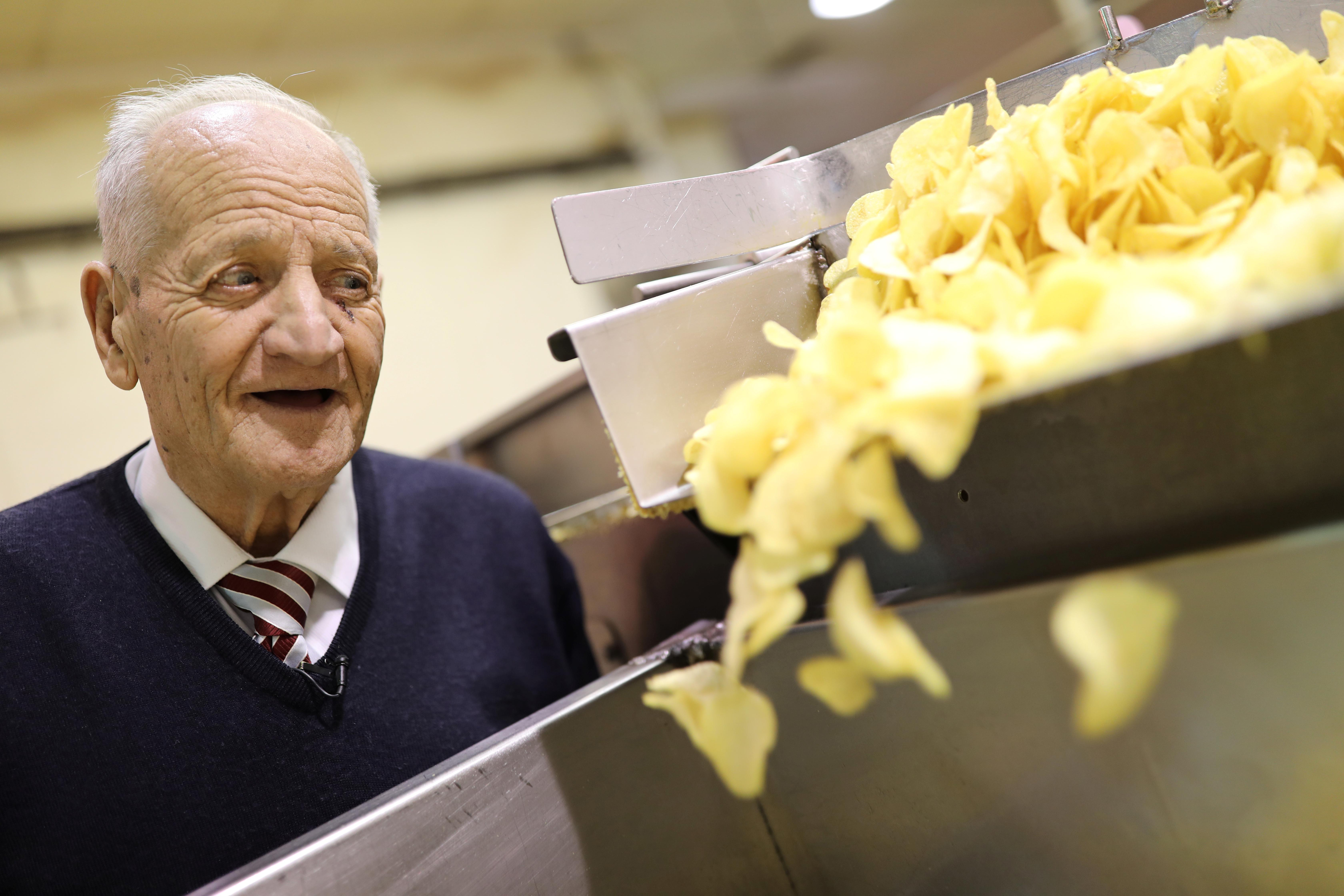 Movie magic: Spanish La Vista potato chip sales boom on Korean film cameo