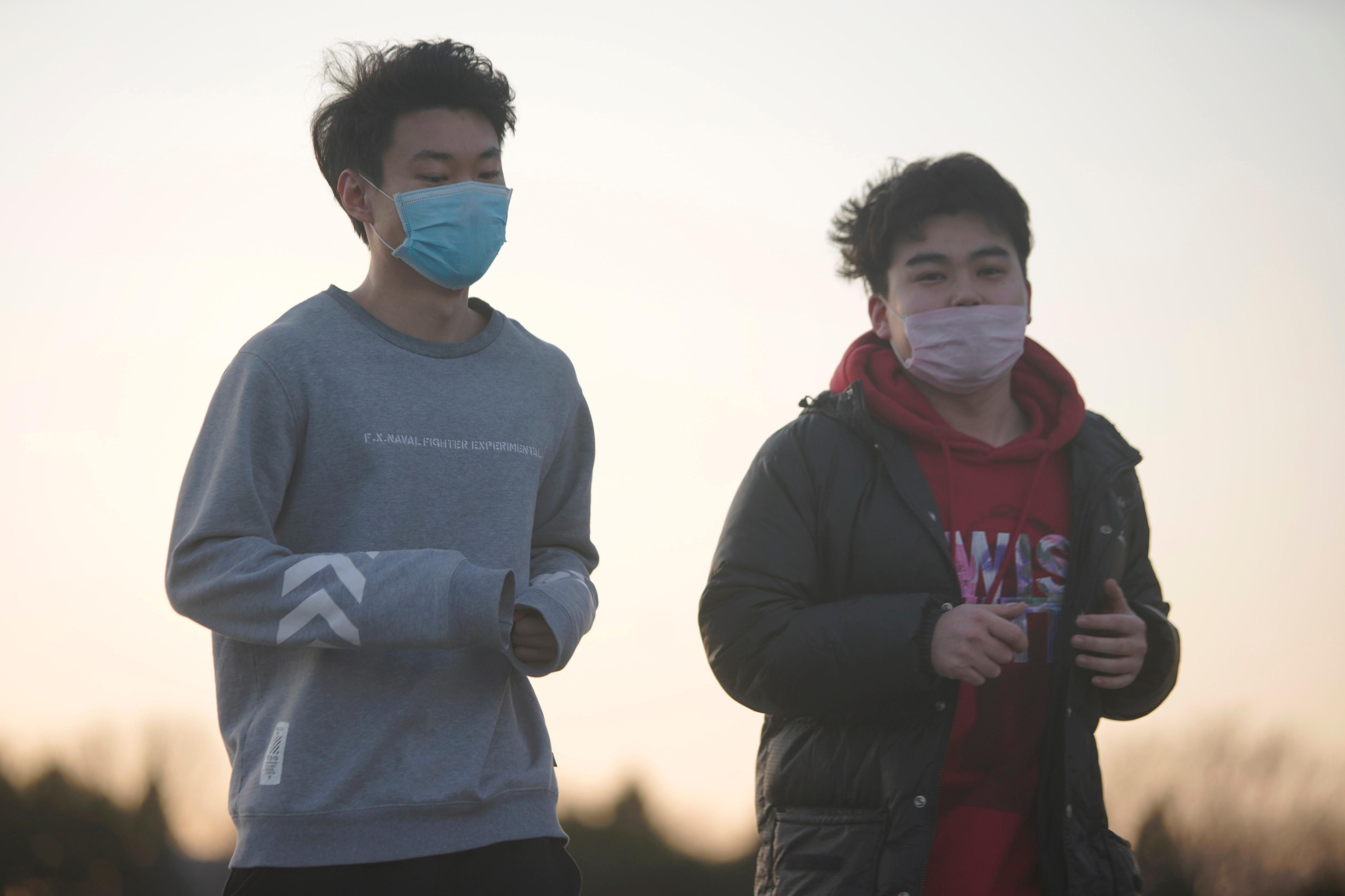Concern over coronavirus spread as cases jump in South Korea, Italy and Iran