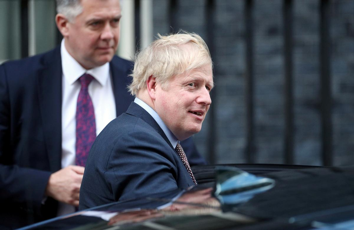 Britain takes swipe at 'indecisive' EU as trade talk rancor grows