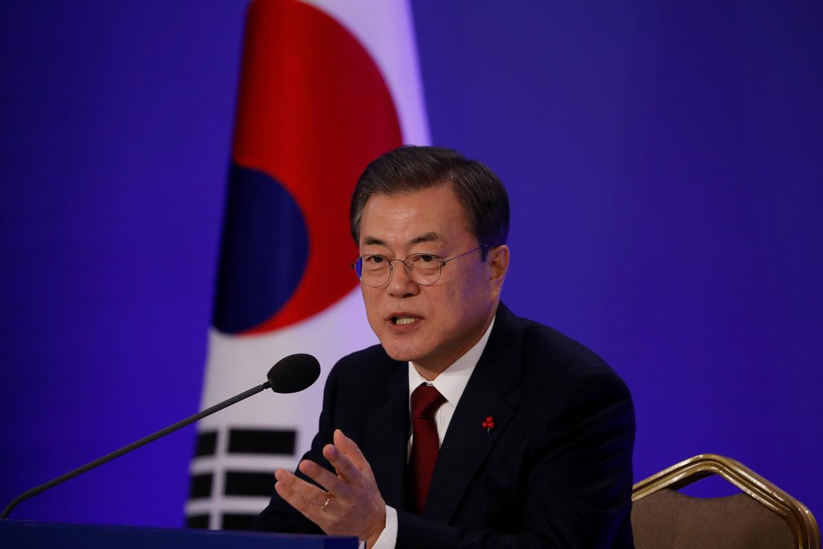 South Korea may consider supplementary budget to head off virus impact