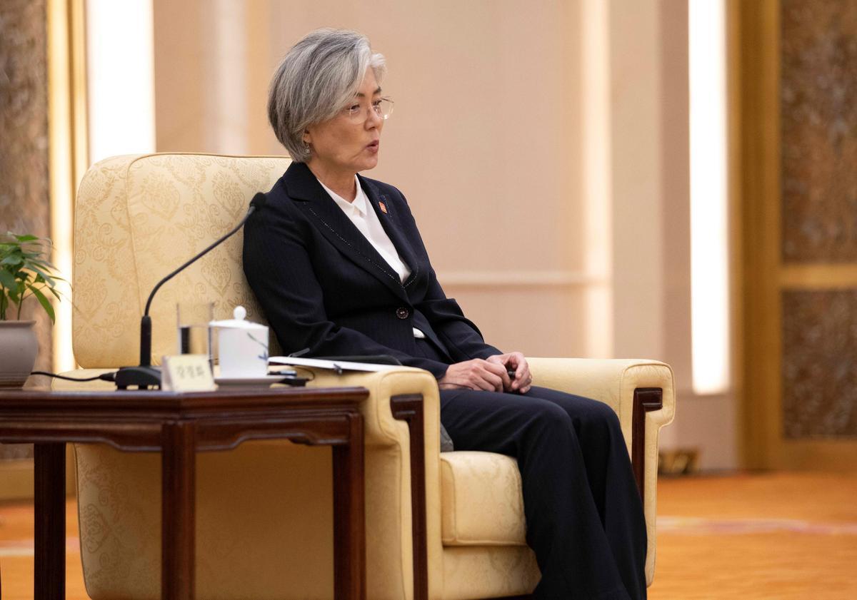 South Korea seeks 'speedy resumption' of U.S.-North Korea nuke talks