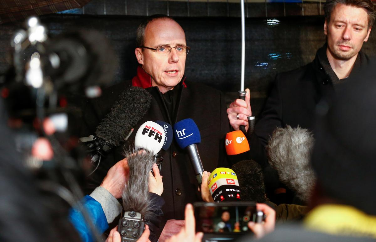 Motive of German driver in 'terrible' carnival incident still unclear: minister