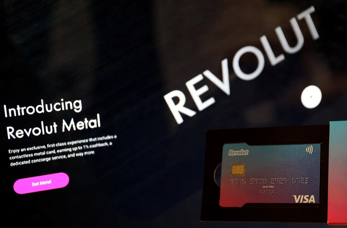 British fintech Revolut hits $5.5 billion valuation after funding round