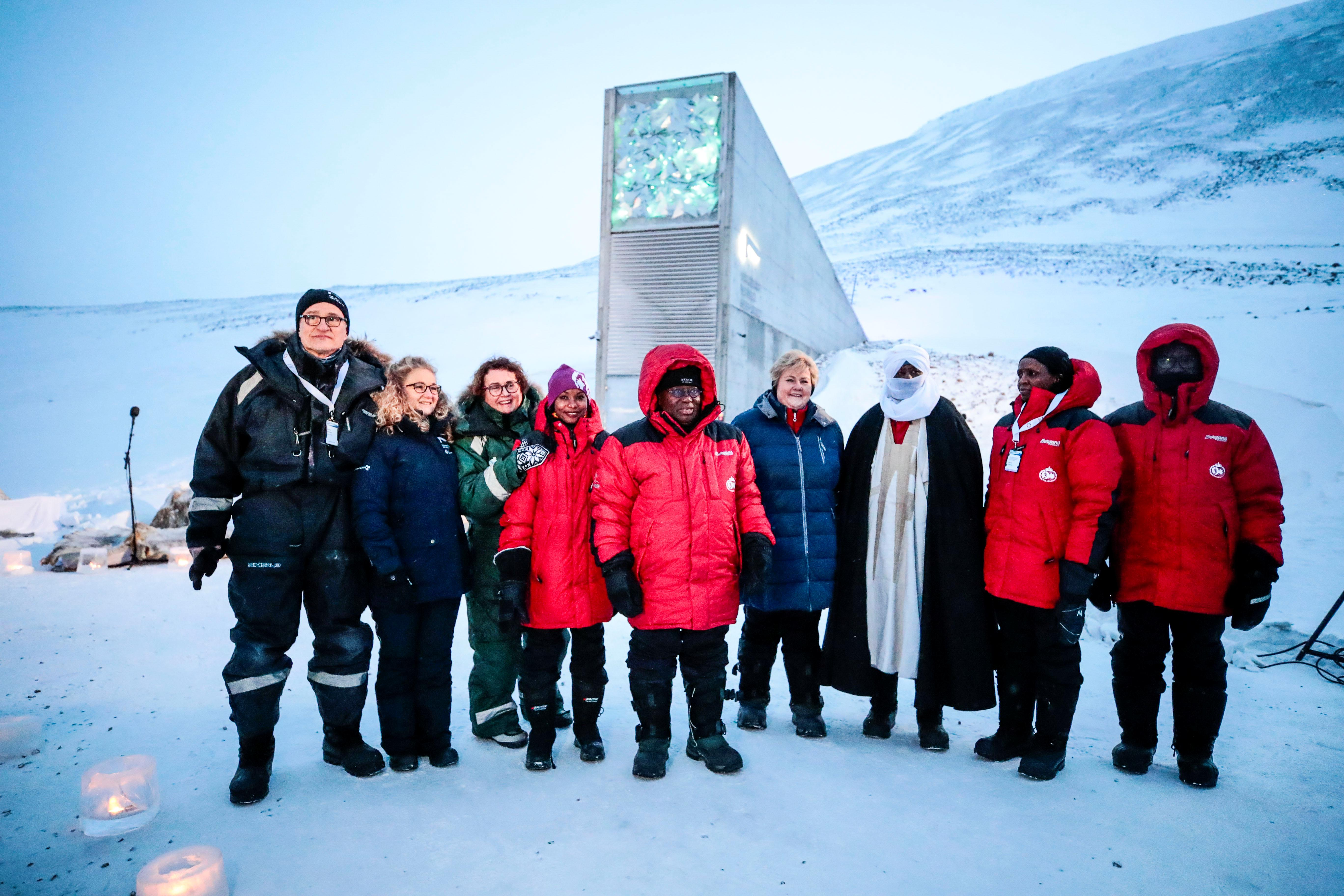 Arctic Doomsday Food Vault Welcomes Millionth Seed Variety Reuters