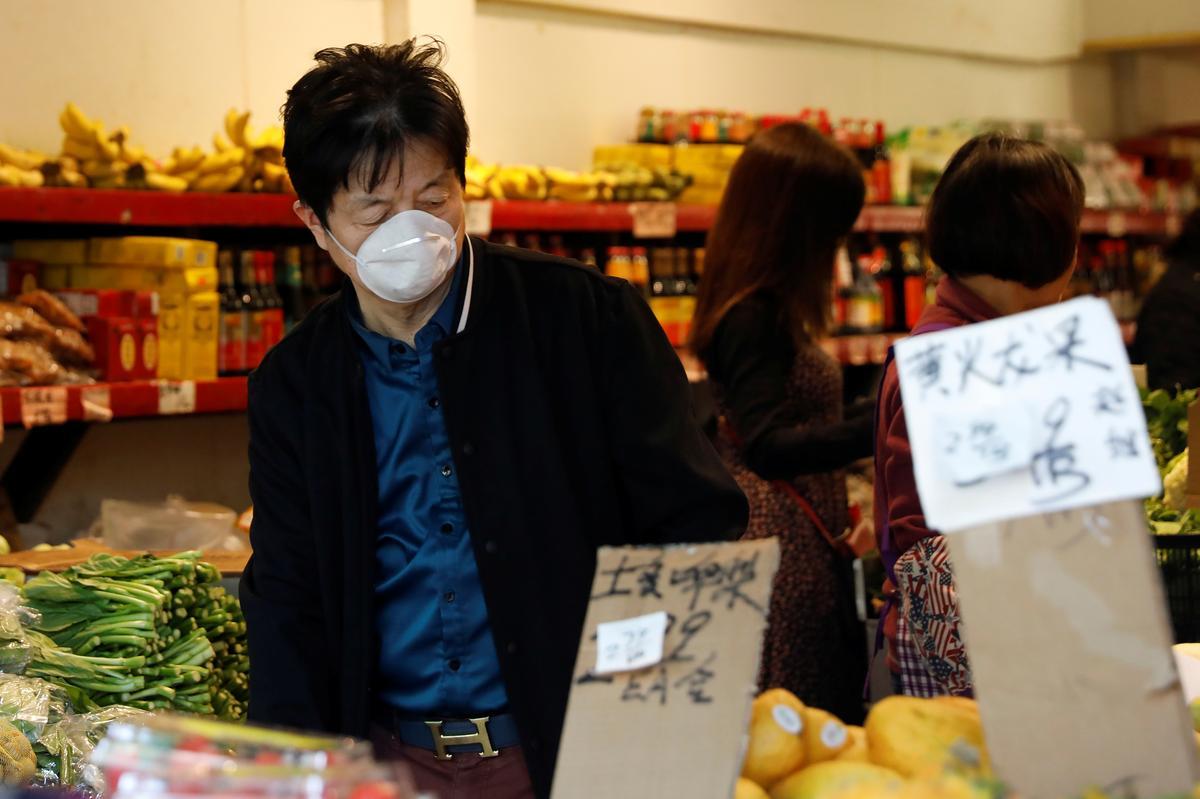 Coronavirus spreads in Asia, Europe, Middle East fuelling market selloff