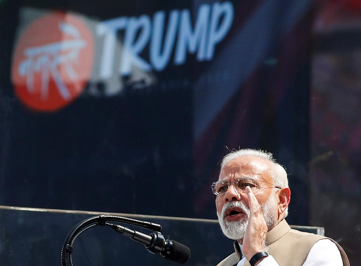 Indian PM Modi calls for calm in Delhi after sectarian clashes