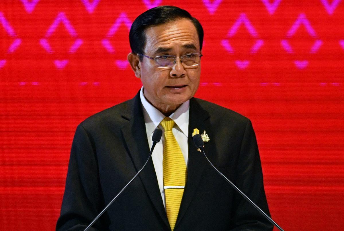 Thai PM, army deny campaigns on social media to target political opponents