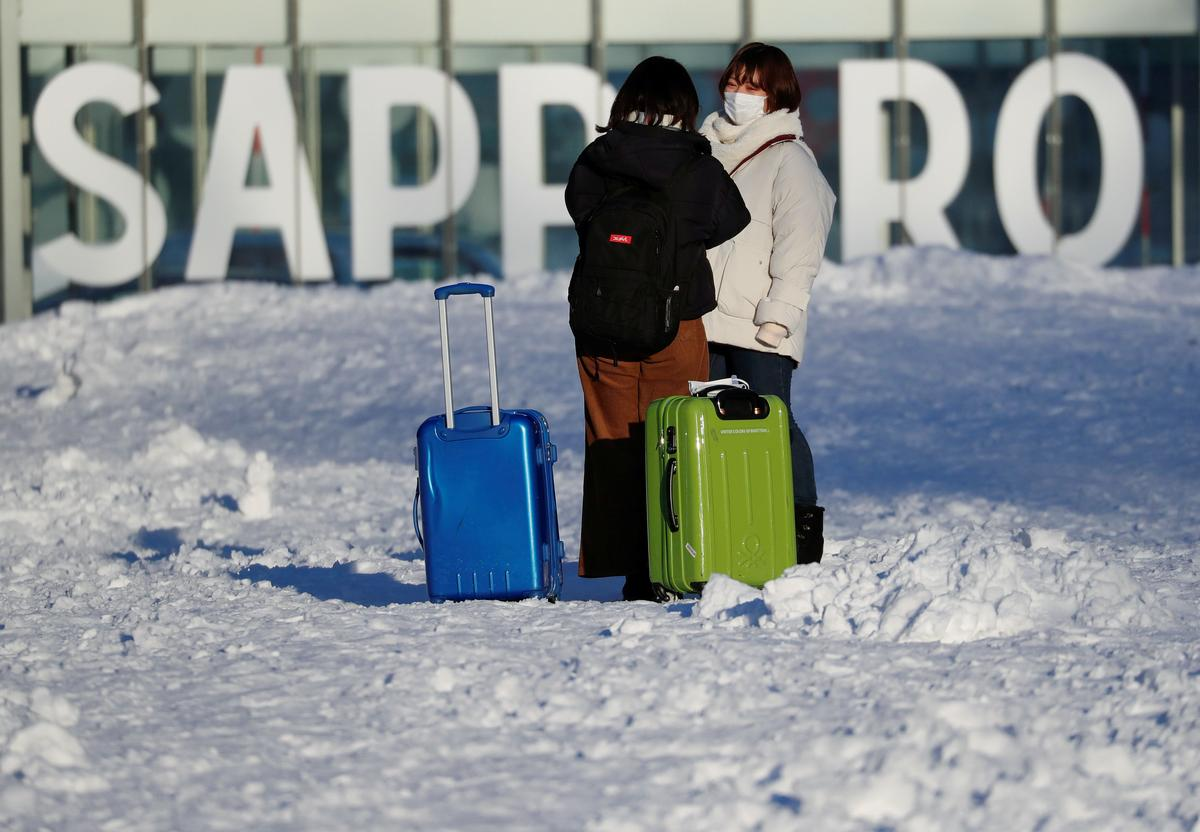 Japan's snow town turns into hotbed of coronavirus cases