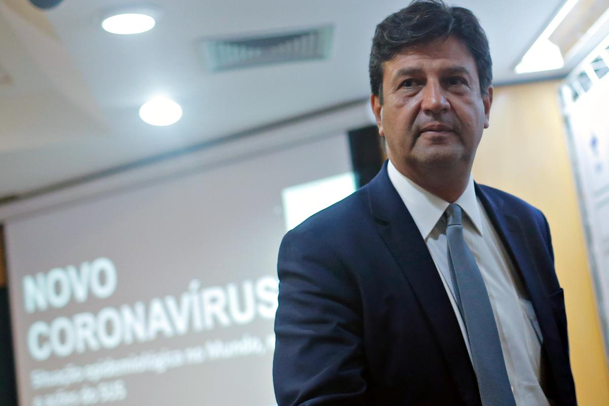 Brazil Health Ministry confirms first case of new coronavirus