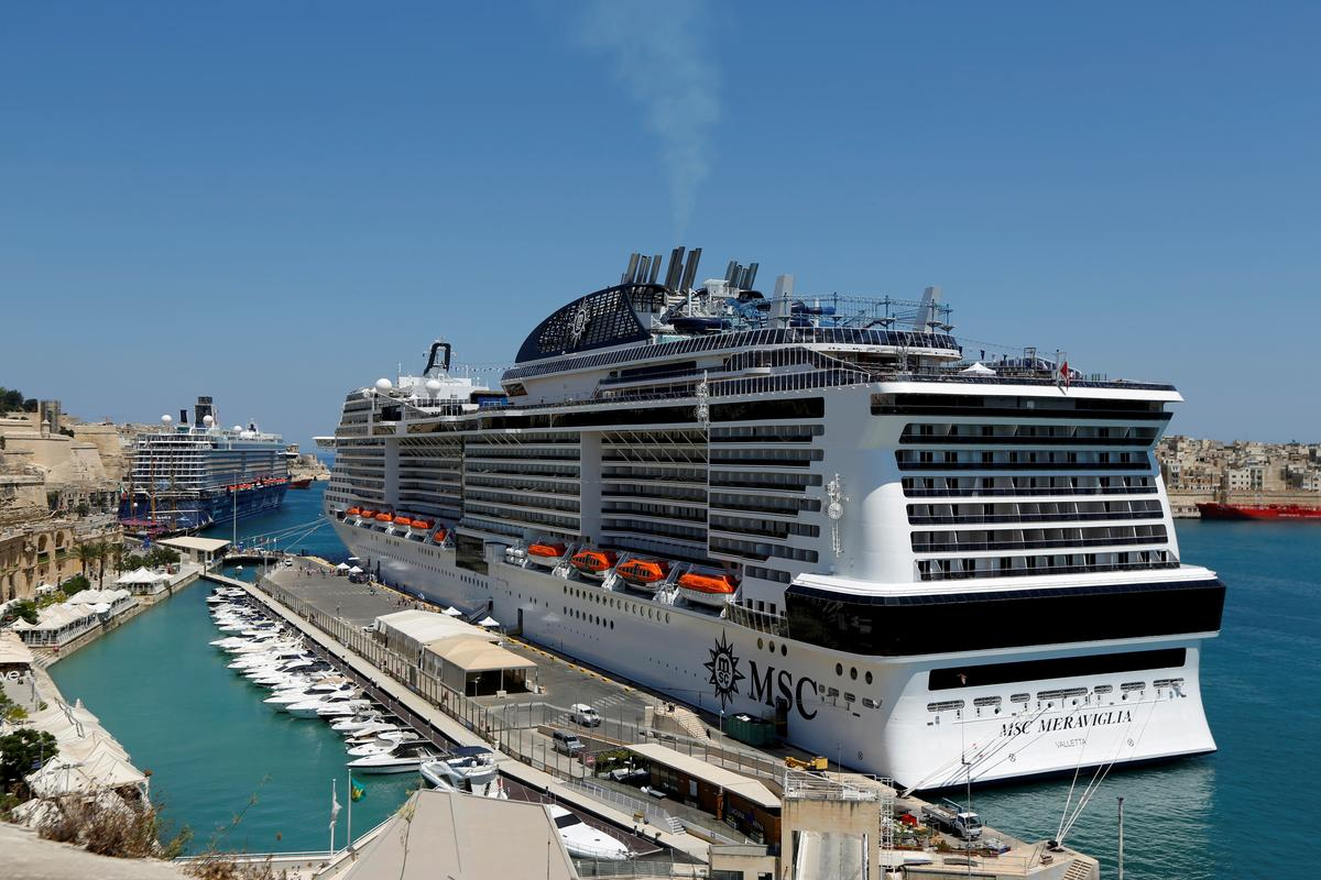 Mexico to let cruise ship dock as crew member found to have flu, not coronavirus