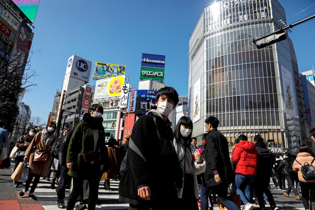 Japanese woman confirmed as coronavirus case for second time, weeks after initial recovery